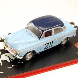 Simca Aronde - Rallye de Monte Carlo 1959 - au 1/43 en boite