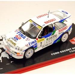 Ford Escort RS Cosworth 1995 - Rallye Monte-Carlo - 1/43ème en boite