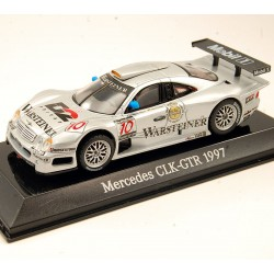 Mercedes CLK-GTR 1997 - Mercedes Benz Collection - 1/43ème