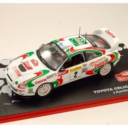Toyota Celica GT-Four - Rallye Monte Carlo 1995 - 1/43ème