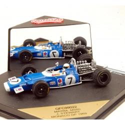 Matra MS80 - Monaco Grand Prix 1969 - Quartzo - 1/43ème