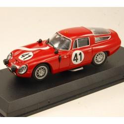 Alfa Roméo Tz - Best Model - 1/43ème en boite