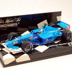 Renault Benetton Sport - Minichamps - Grand Prix USA 2001 - 1/43ème