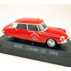 Citroen Ds pompier 1956 - Solido - 1/43ème