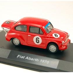 Fiat Abarth 1970 - 1/43ème