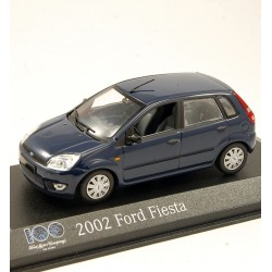 Ford Fiesta 2002 - Ford Motor Compagny - 1/43ème