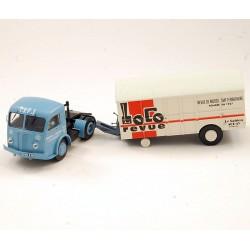 Camion Panhard REE Models 1/87