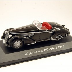 Alfa Roméo 8C 2900B de 1938 - 1/43ème
