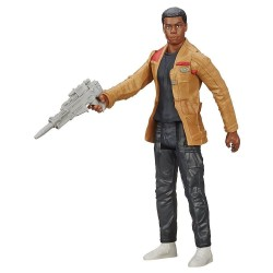 Star Wars - Finn - Disney - Figurine Articulée - 25cm