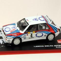 Lancia Delta Integrale 1992 - Rallye Monte-Carlo - 1/43ème en boite