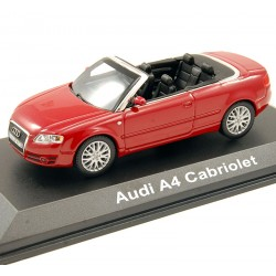 Audi A4 Cabriolet - Norev - 1/43ème