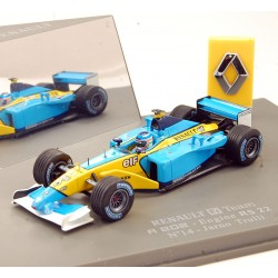 Renault F1 Team A202 - Renault - 1/43ème
