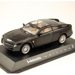 Webasto Welcome 2 Concept Car - 1/43ème