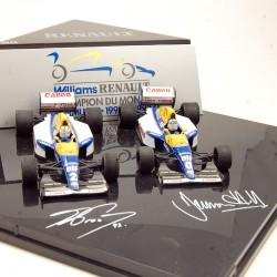Renault Williams Formule 1 - Champion du monde 1992 & 1993 - 1/43ème