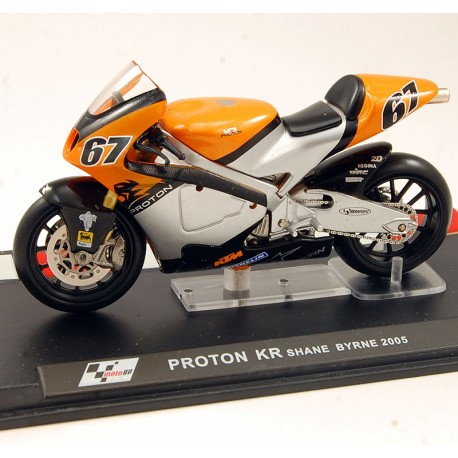 Proton KR - Shane Byrne 2005 - 1/24ème