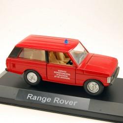 Range Rover Pompiers - Solido - 1/43ème