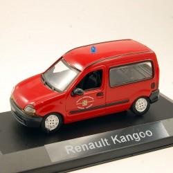 Renault Kangoo Pompiers - Solido - 1/43ème