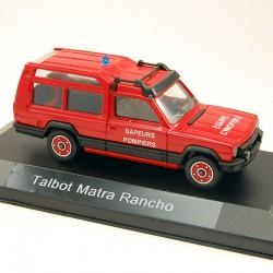 Talbot Matra Rancho - Solido - 1/43ème