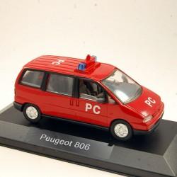 Peugeot 806 - Solido - 1/43ème
