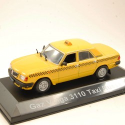 Gaz Volga 31110 - Taxi Russe - 1/43ème