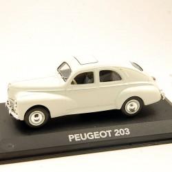 Peugeot 203 - 1/43ème