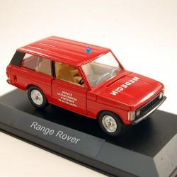 """Range Rover """"Medecin"""" - Solido - 1/43ème"""