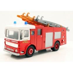 Camion de Pompiers Cleveland AEC Pump - 1/50ème - Corgi Classics