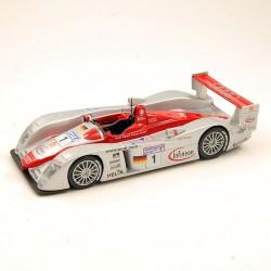 Audi R8 - 24 Heures du Mans - 1/43 ème