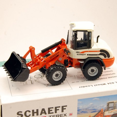 SKL 834 Wheel Loader - Schaeff - 1/50ème