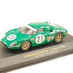 Ferrari 275LM - Le Mans 1968 - Ixo - 1/43ème