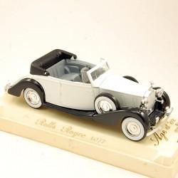 Rolls Royce - Solido Age d'Or - 1/43ème