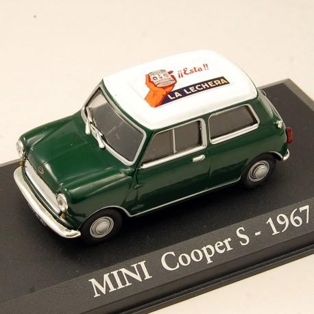"""Mini Cooper S 1967 """"La Lechera"""" - 1/43ème"""