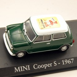 """Mini Cooper S 1967 """"Gonzales Byass"""" - 1/43ème"""