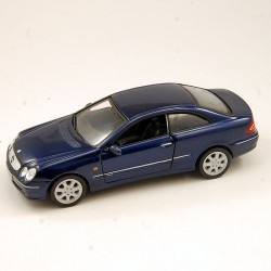 Mercedes CLK 2002 - Solido - 1/43ème