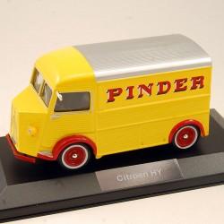 """Citroen HY """" Pinder """" - 1/43 ème En boite"""