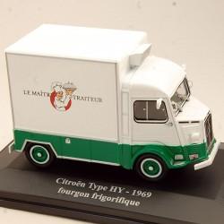 Citroen HY 1959 - Autobus Vitré - Eligor - 1/43 ème sous blister