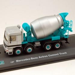 Mercedes Benz Actros Cement Truck - Cararama - 1/87 ème En boite