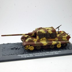 Tank Panzerjager - Heidelberg Allemagne 1945 - 1/72ème
