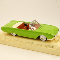 Ford T Bird Cabriolet 1961 - Solido - 1/43ème