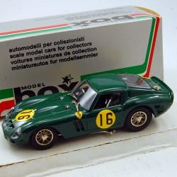 Ferrari GTO 1963 - Model Box - 1/43