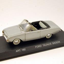 Ford Taunus Badew - 1/43ème