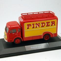 "Simca Cargo ""Pinder"" - 1/50ème"