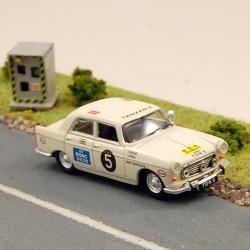 Peugeot 404 - Universal Hobbies - 1/87 ème En boite