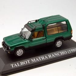 Talbot Matra Rancho - Solido - au 1/43 en boite
