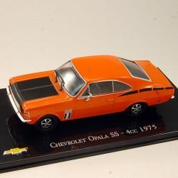 Chevrolet Opala SS 4cc de 1975 - 1/43eme en boite