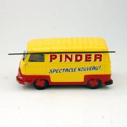 """Renault Estafette """" Pinder """" - 1/43 ème Sous Blister"""