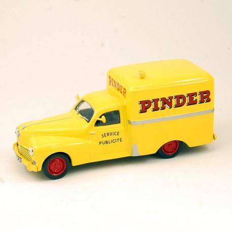 """Peugeot 203 Van """"Pinder"""" - 1/43ème"""