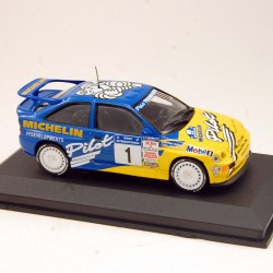 Rare ! Ford Escort RS Cosworth - Michelin 1/43eme