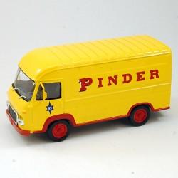 "Renault Saviem "" Pinder "" - 1/43 ème Sous blister"