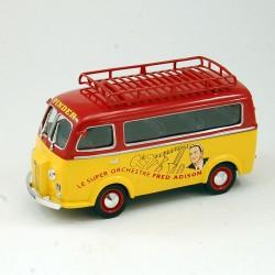 """Peugeot D3A """" Pinder """" - 1/43 ème Sous blister"""